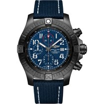 Breitling Avenger new Automatic Chronograph Watch with original box and original papers V13375101C1X2