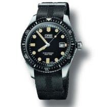 Oris 01 733 7720 4054-07 5 21 26FC Steel Divers Sixty Five 42mm new