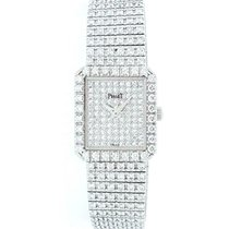 Piaget White gold 20mm Quartz Protocole pre-owned United States of America, New York, New York