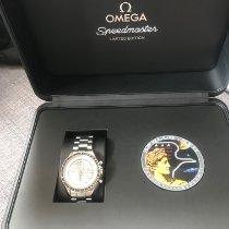 Omega 311.30.42.30.99.002 Staal 2012 Speedmaster Professional Moonwatch 42mm nieuw