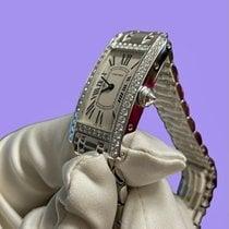 Cartier Tank Américaine White gold Silver