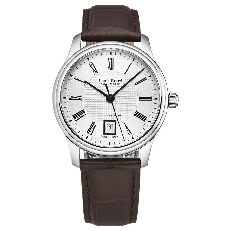 [Vendo] Relógio Louis Erard, automatico, modelo Heritage