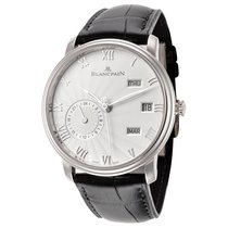 Blancpain Villeret new Manual winding Watch with original box and original papers 6670-1542-55B