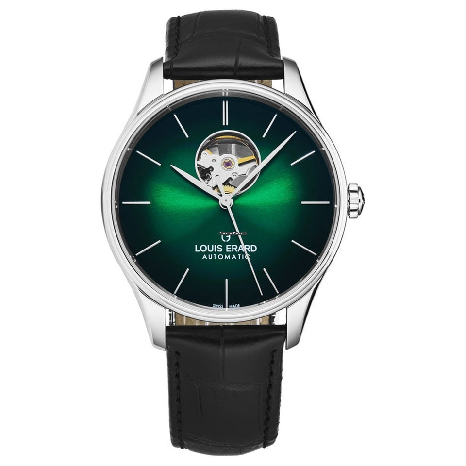 Louis Erard Heritage Mens Watch for $1,030 for sale from