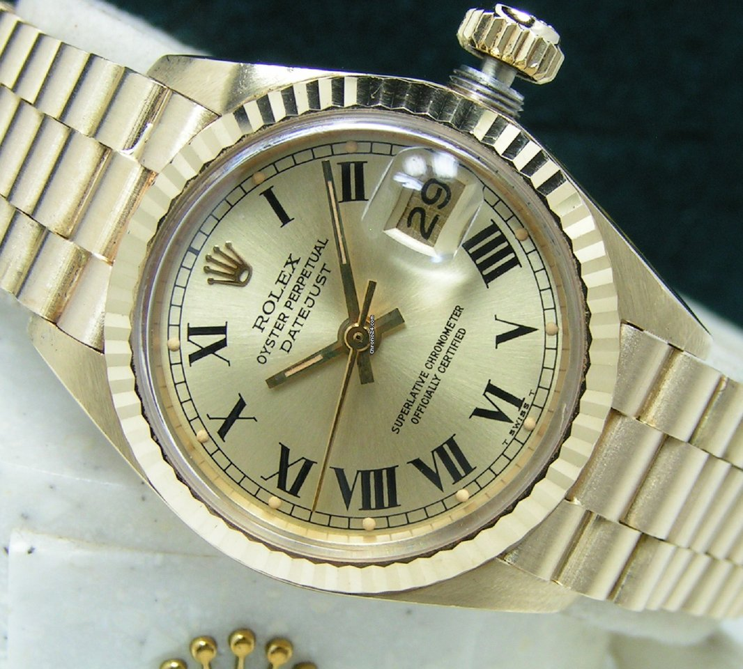 Rolex Lady-Datejust 6917 / 8 1975 new