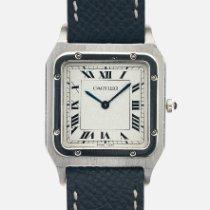 Cartier Santos Dumont Платина 27mm