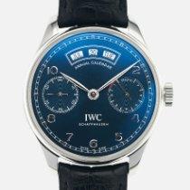 IWC Portuguese Annual Calendar Acél 44.2mm