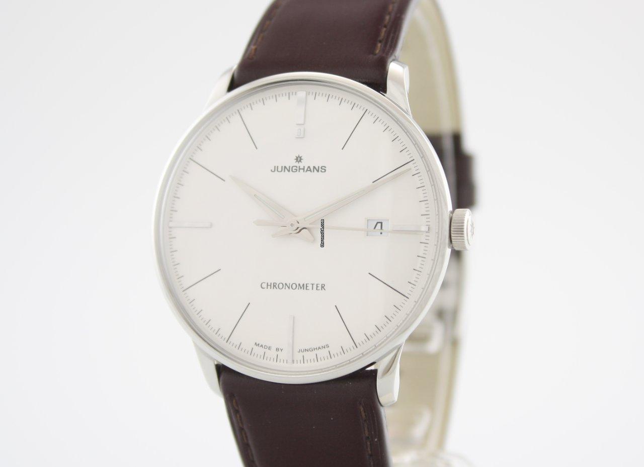 Junghans Meister Chronometer 27/4130.00 2021 new