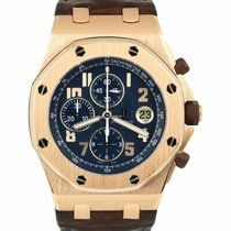 Audemars Piguet Rose gold 44mm Automatic 26365OR.OO.D801CR.01 pre-owned United States of America, New York, New York