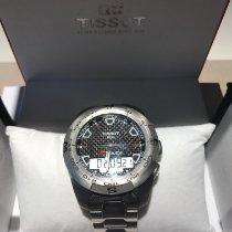 Tissot T-Touch Expert Титан 44mm Черный