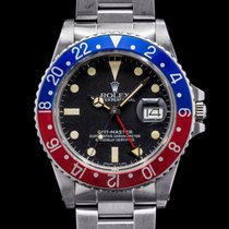 Rolex GMT-Master Steel 40mm