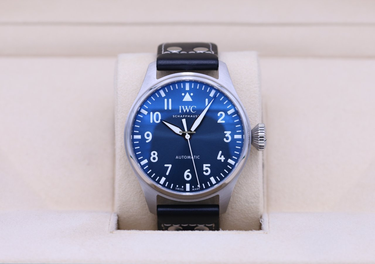 IWC Big Pilot IW329303 2021 pre-owned