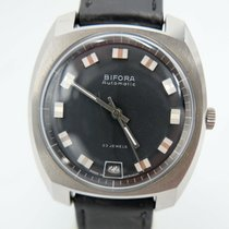 Bifora Steel 38mm Automatic pre-owned