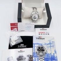 Tissot T-Touch Expert Steel 44mm Silver