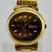 Orfina Good Gold/Steel 40.2mm Automatic