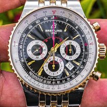 Breitling Montbrillant Légende Steel 47mm Black No numerals United States of America, Texas, Plano