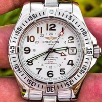 Breitling A32350 Steel Colt GMT 40.50mm pre-owned United States of America, Texas, Plano