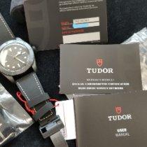 Tudor Ceramic Automatic Black No numerals 41mm new Black Bay