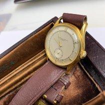 Vacheron Constantin 293783 Befriedigend Gelbgold 33mm Handaufzug