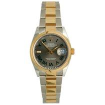 Rolex Datejust nieuw 2021 Automatisch Horloge met originele doos en originele papieren 126203
