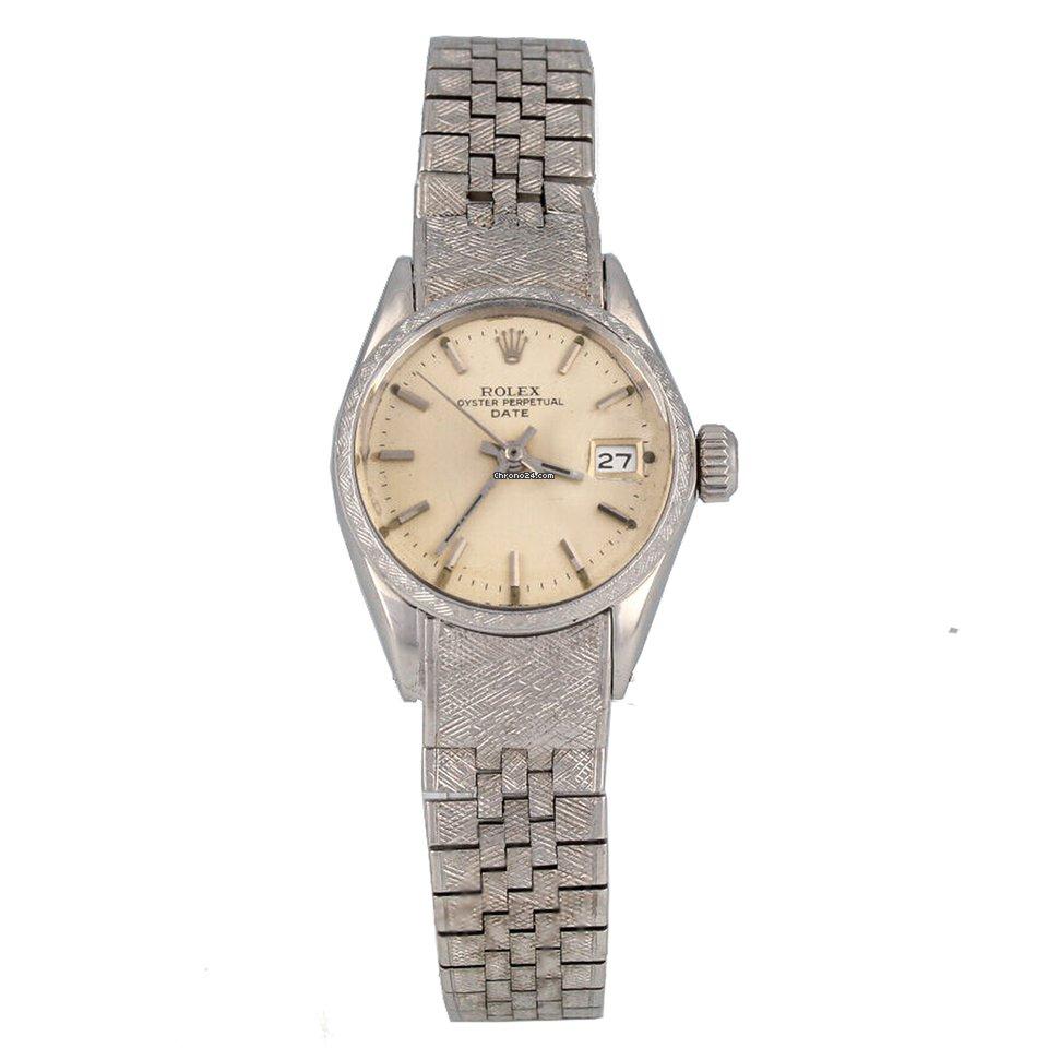 Rolex Lady-Datejust 6520 1963 używany