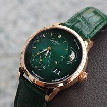 Glashütte Original Rotgold 40mm Automatik 1-90-02-23-35-30 neu