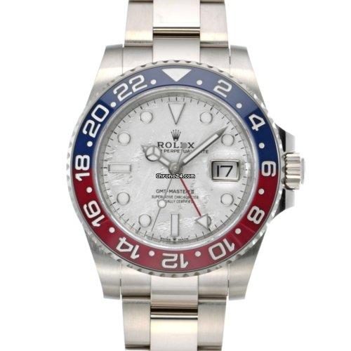 Rolex (ロレックス) GMT マスター II 126719BLRO 2021 中古