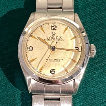 Rolex Bubble Back Acier 34mm Argent Sans chiffres France, Aix en Provence