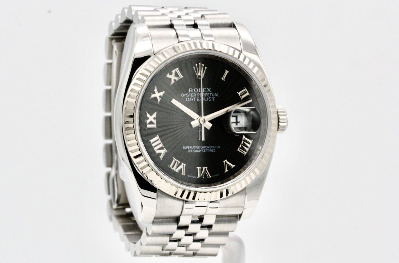 Rolex Datejust 116234 2008 подержанные