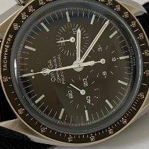Omega Speedmaster Professional Moonwatch Stål Svart Ingen tall Norge, SON