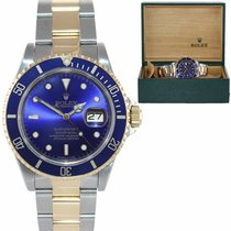 Rolex Gold/Steel Submariner 40mm pre-owned United States of America, New York, Huntington