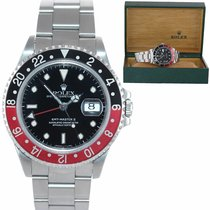 Rolex GMT-Master II Steel 40mm Black United States of America, New York, Huntington