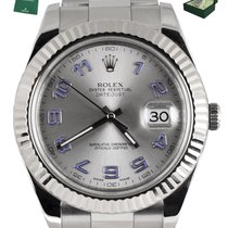 Rolex Gold/Steel Datejust II 41mm pre-owned United States of America, New York, Smithtown