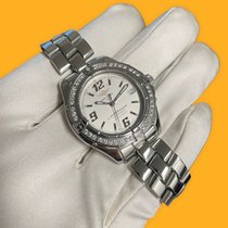 Breitling Women's watch Colt Oceane 34mm Quartz pre-owned Watch with original box and original papers 2002