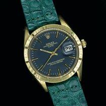 Rolex Oyster Perpetual Date Oro amarillo 34mm Negro Sin cifras México, Santa Fe