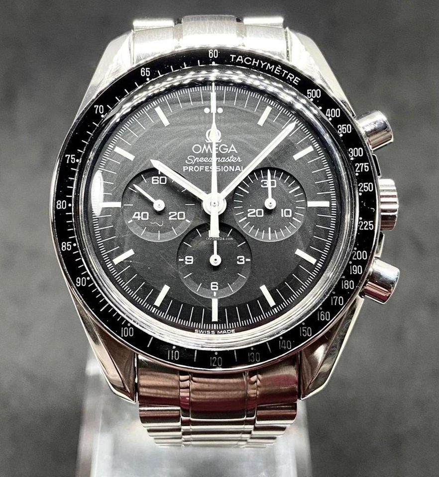 Omega Speedmaster Professional Moonwatch 35605000 2001 usato