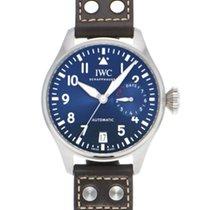 IWC (アイ・ダブリュー・シー) ビッグパイロット ステンレス 46mm ブルー 日本, Tokyo