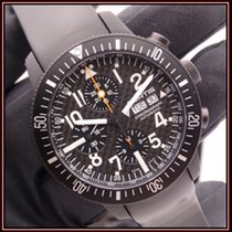 Fortis B-42 Official Cosmonauts Steel 42mm Black Arabic numerals