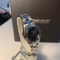 TAG Heuer Aquaracer Lady yeni 2017 Quartz Orijinal kutuya sahip saat WAF1410.BA0823