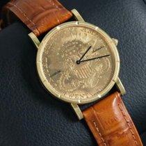 Corum Coin Watch Yellow gold 36mm