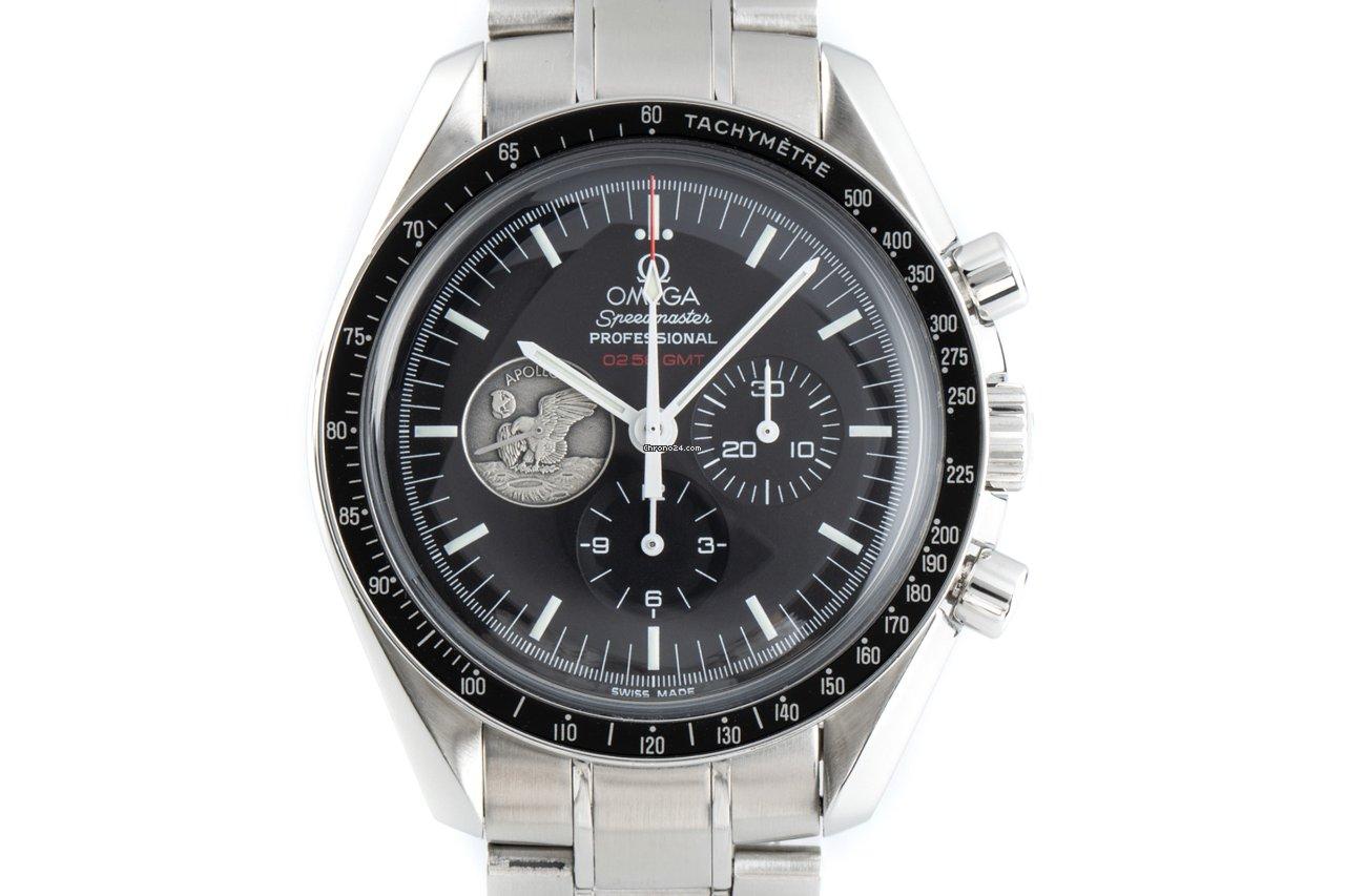 Omega Speedmaster Professional Moonwatch 311.30.42.30.01.002 2010 tweedehands