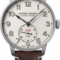 Ulysse Nardin Marine Torpilleur Steel 44mm White Arabic numerals United States of America, Florida, Sunny Isles Beach