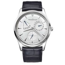 Jaeger-LeCoultre Master Ultra Thin Réserve de Marche Steel 39mm Silver United States of America, Florida, Sunny Isles Beach