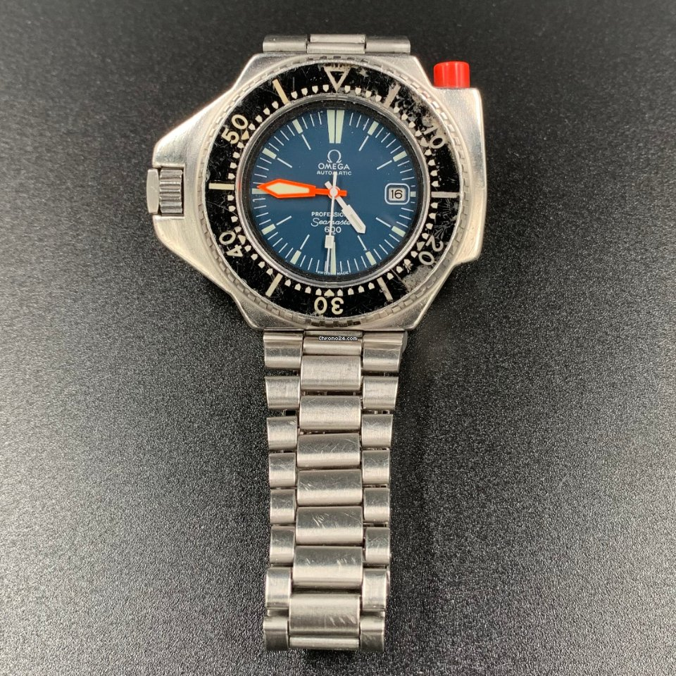 Omega Seamaster Professional 600 profpro for $7,670 for sale from a Private  Seller on Chrono24