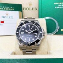 Rolex Submariner Date Steel 40mm Black No numerals United States of America, California, Pasadena