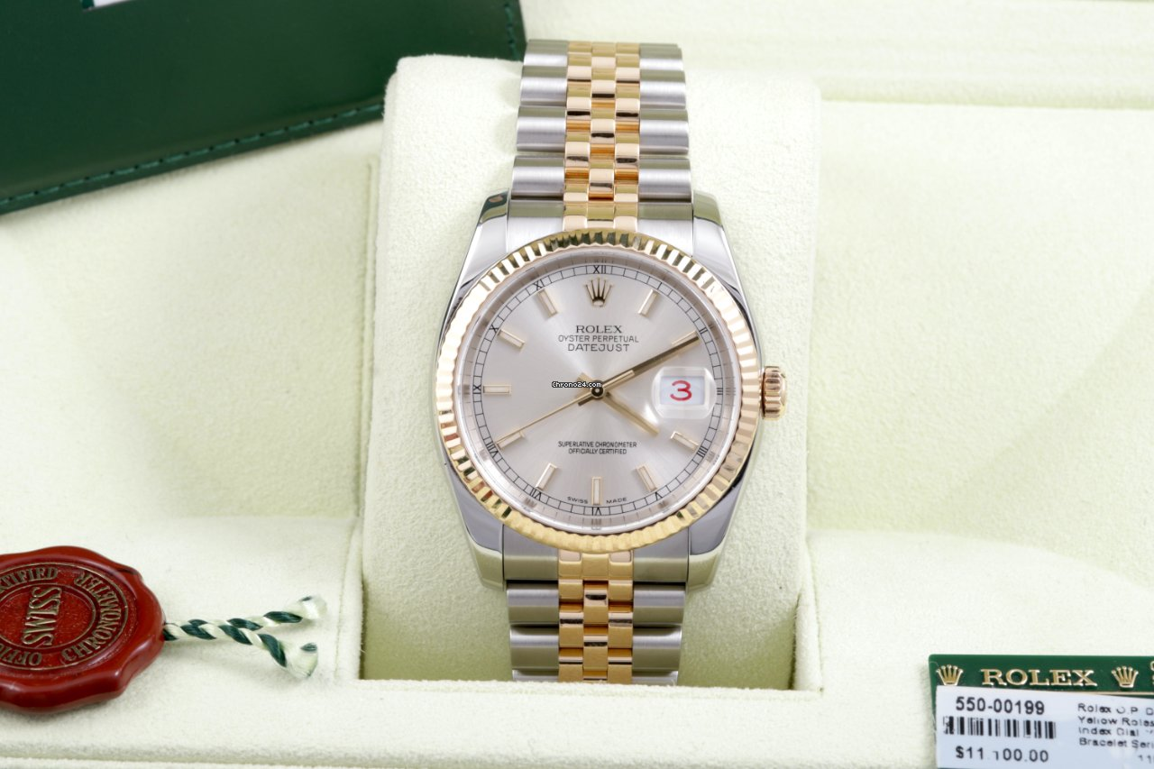 Rolex Datejust 116233 2013 pre-owned