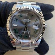 Rolex 126334-0021 Steel 2021 Datejust 41mm new United States of America, California, Pasadena