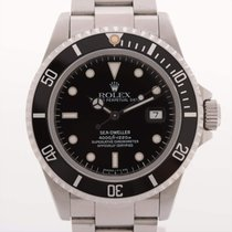 Rolex Sea-Dweller 4000 Staal 42mm Zwart