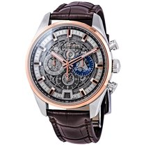 Zenith El Primero Chronomaster new 2021 Automatic Chronograph Watch with original box and original papers 51.2081.400/78.C810