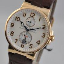 Ulysse Nardin Marine Chronometer 41mm Rose gold 41mm White United States of America, Ohio, Mason